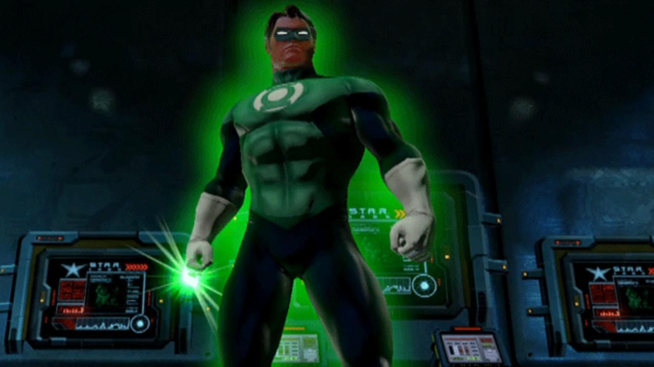 DC Univers Online - Green Lantern DLC