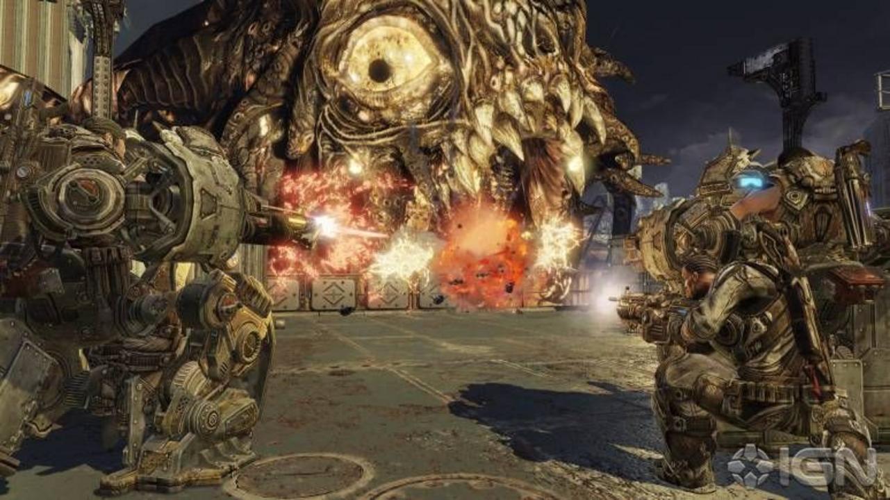Gears of War 3 Crescendo Video