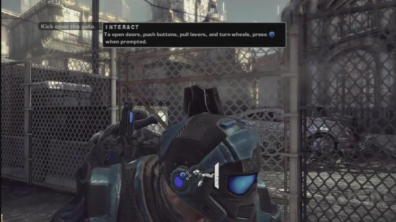 Gears of War 2 - Opening - Gameplay