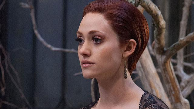 Video - NYCC Beautiful Creatures - Emmy Rossum - The ... Emmy Maas