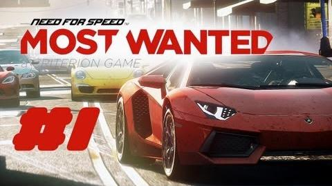 Foppes/Need for Speed - Most Wanted 2012