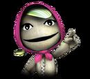 Sackgirl Costume
