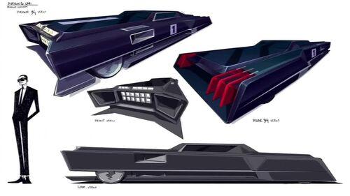 rayon 39 s car motorcity disney xd wiki. Black Bedroom Furniture Sets. Home Design Ideas
