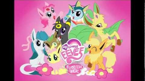 My little pony Friendship is magic Crossovers Slideshow