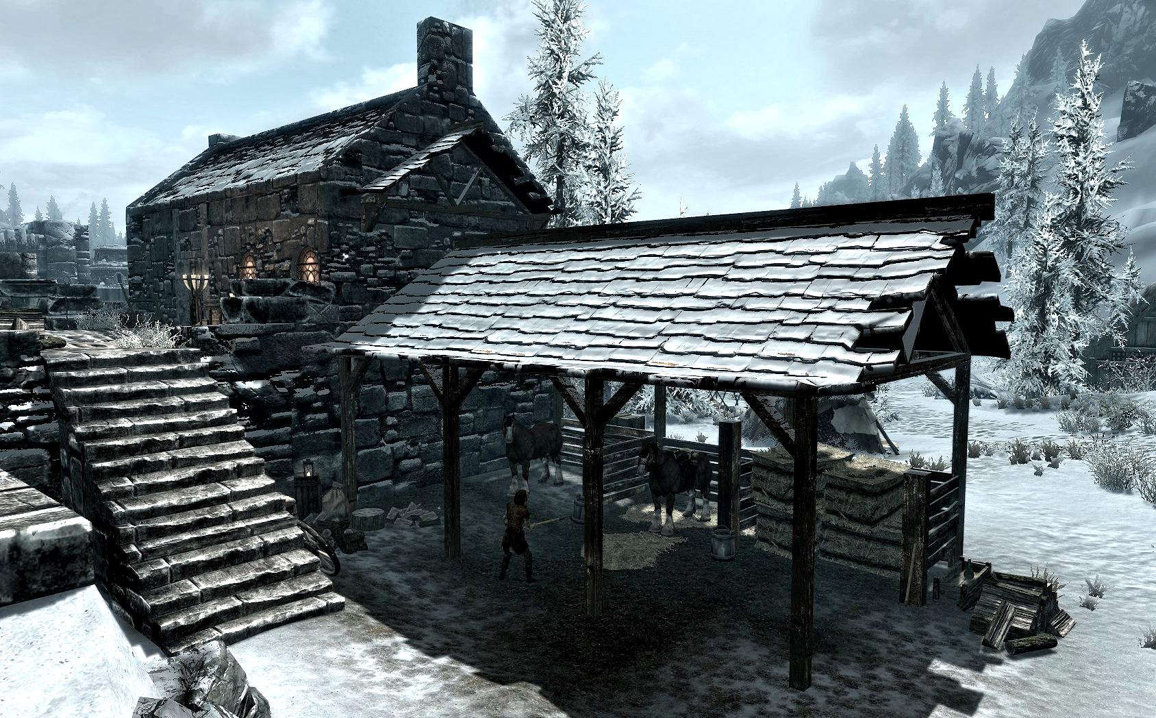 Windhelm Stables The Elder Scrolls Wiki