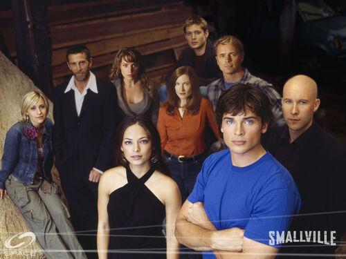 Smallville Season Season 4 Smallville Wiki