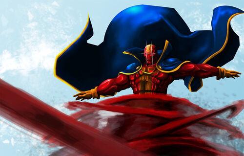 Red Tornado (JLI) - New Marvel Wiki