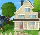 Compson family's house (Louisiana)