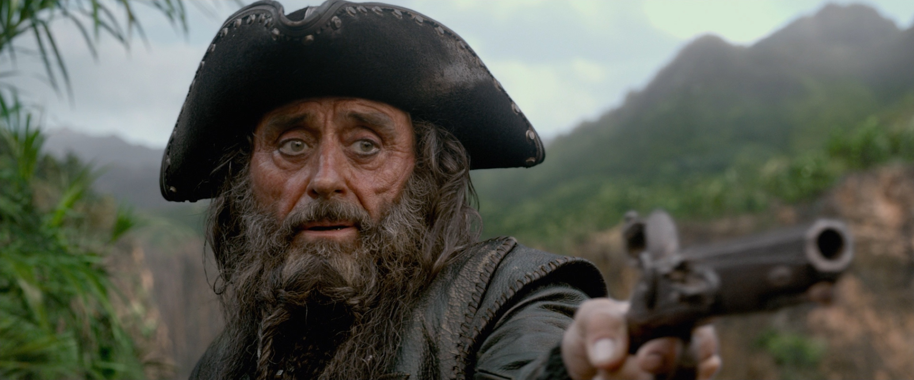Ian Mcshane Lord Of The Rings