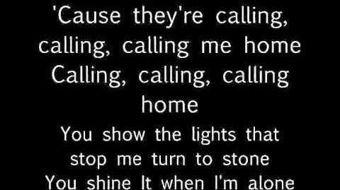 Ellie Goulding - Lights (lyrics on screen)