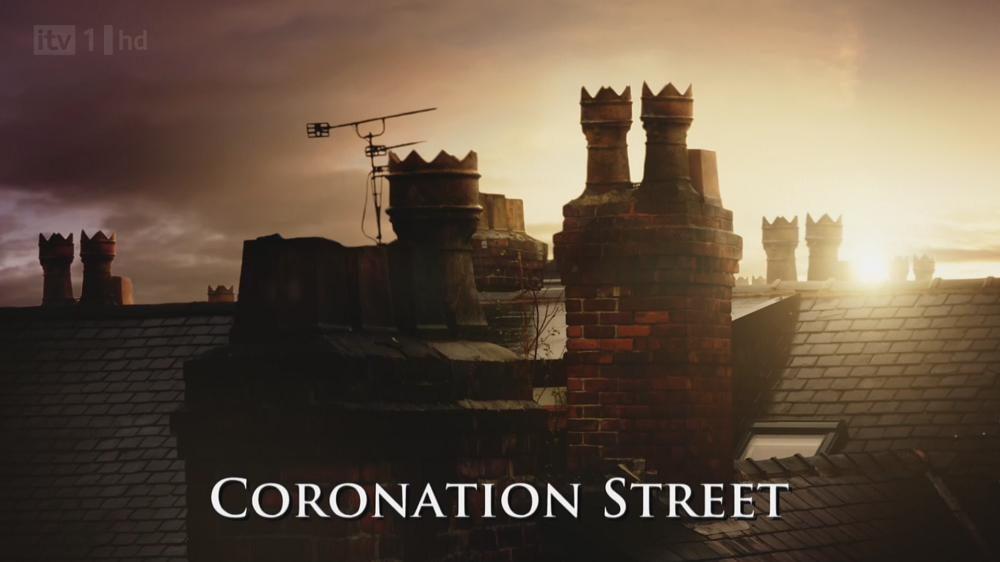 Coronation Street Logopedia The Logo And Branding Site