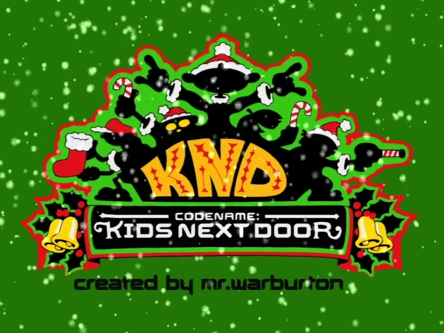 Image - KND Christmas opening.jpg - Christmas Specials Wiki