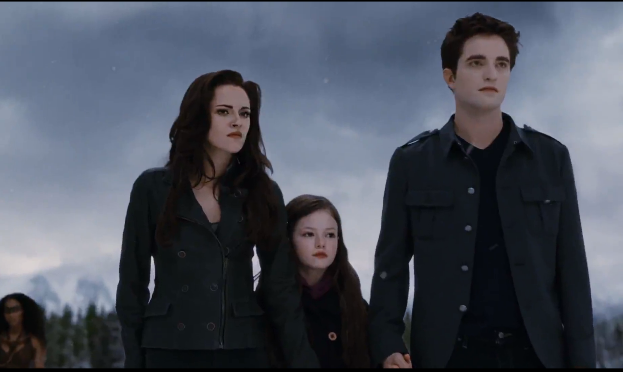 Bella Swan and Edward Cullen - Twilight Saga Wiki