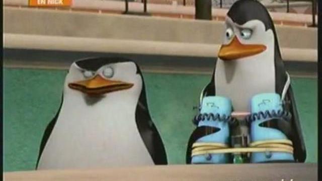 Los Pinguinos de Madagascar - Cap 03