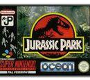 Jurassic Park (videojuego de SNES)
