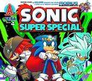 Archie Sonic Super Special Magazin Ausgabe 4