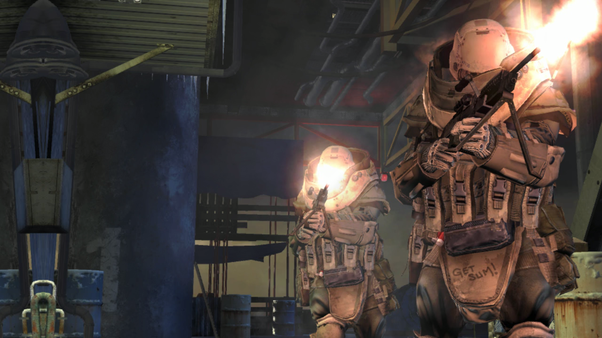 cod ghosts space suit - photo #35