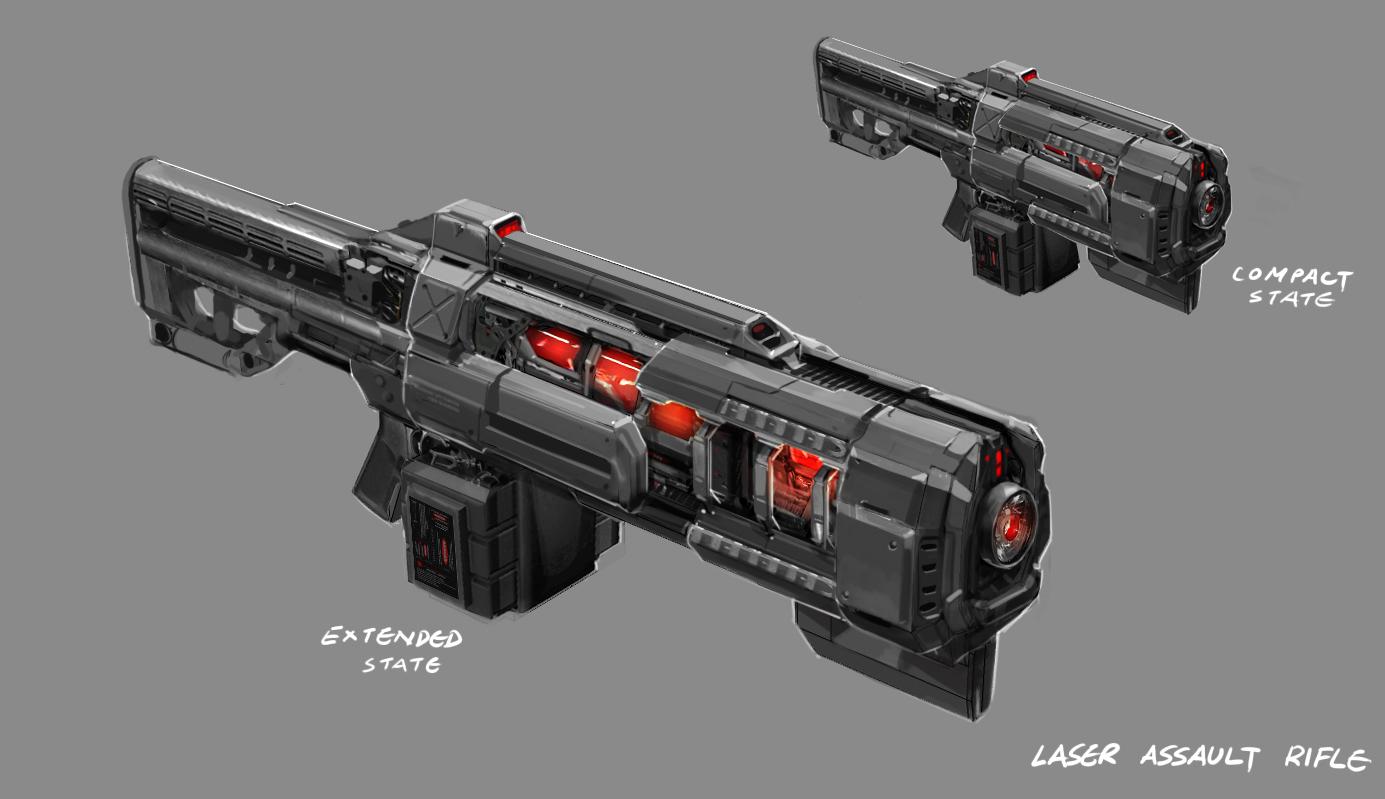 Xcom Enemy Within Concept Art Full resolution  (1...