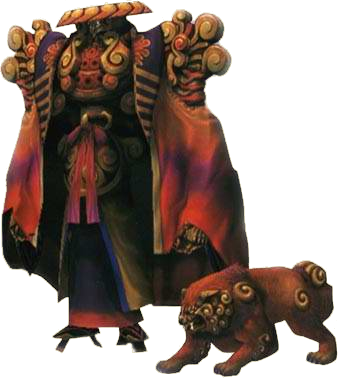 Yojimbo of Vengeance Yojimbo-FFX