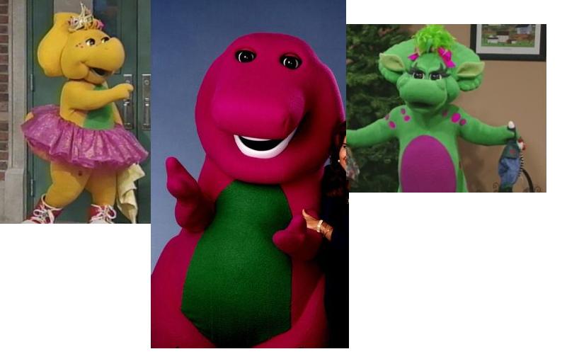 Barneys Great Adventure