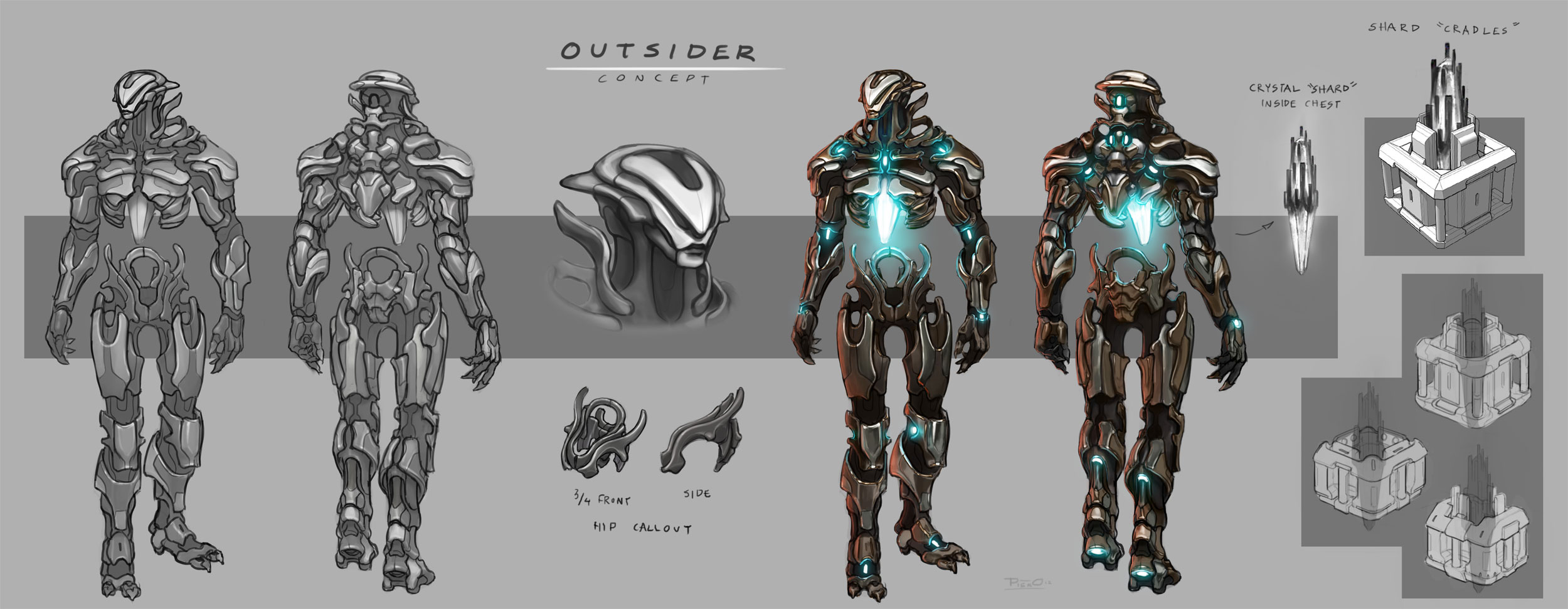 Xcom Enemy Unknown Alien Types Image - Concept...