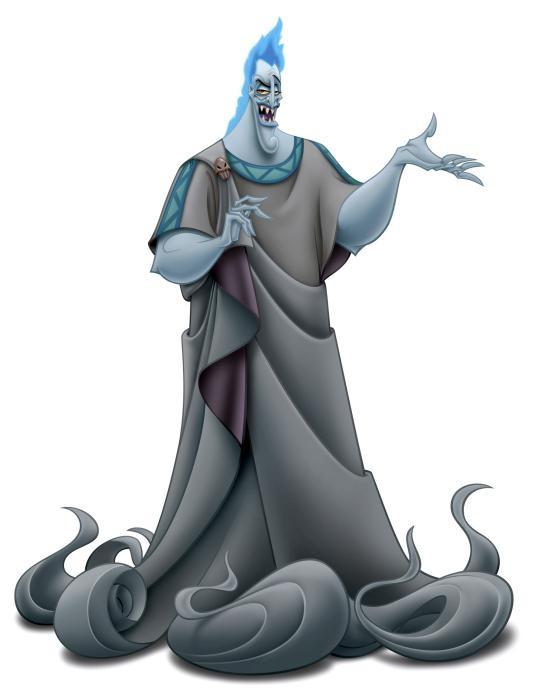 Hades  Disney Hades Hercules Costume