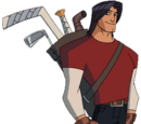 Arnold Casey Jones, Jr. (2003 TV series)