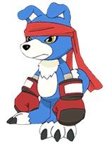 Gaomon (Data Squad) - Digimon Wiki
