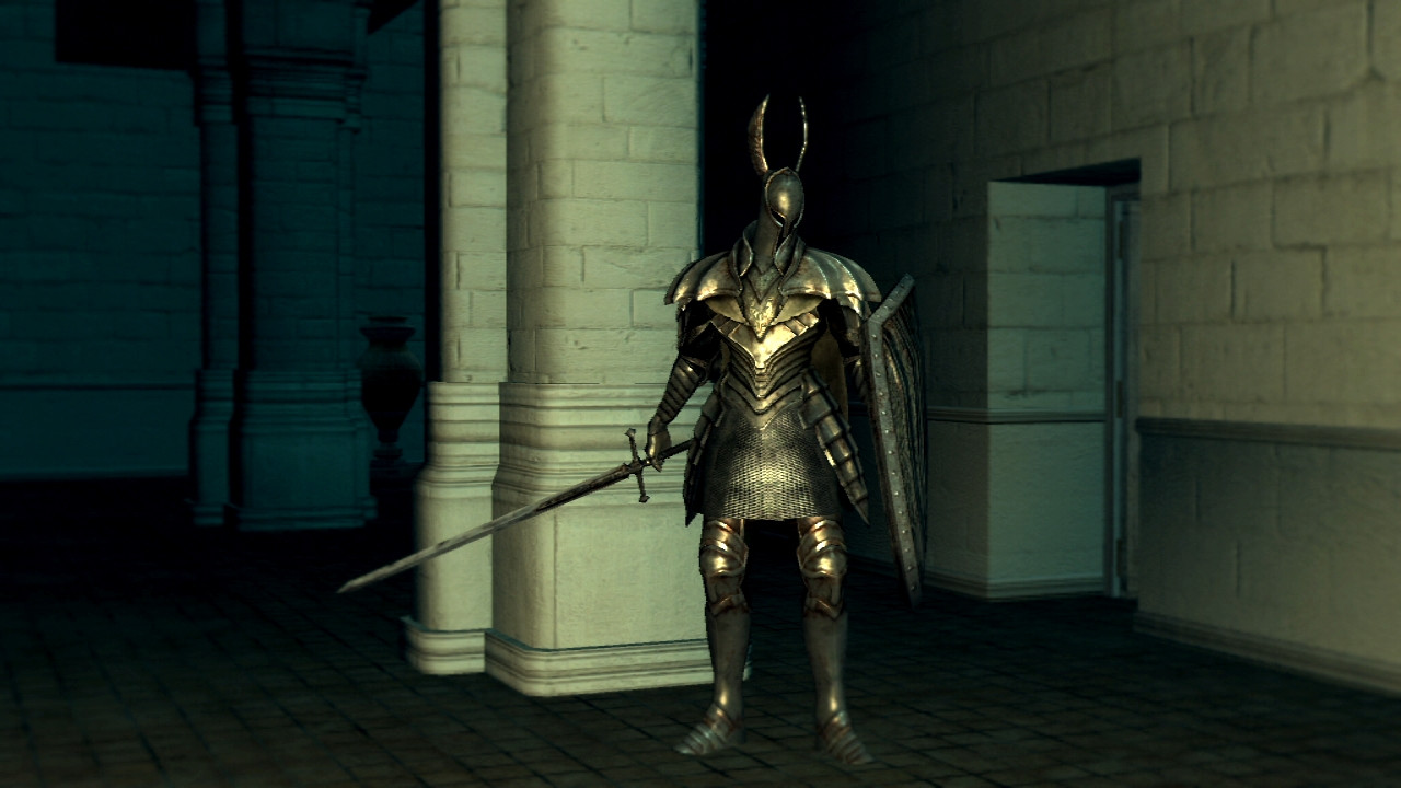 Dark Souls  Craftsman S Hammer Build