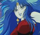 Personagens exclusivos do anime