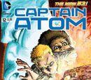 Captain Atom (Vol 2) 12