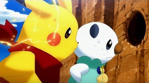 New Pokemon Mystery Dungeon 3DS Trailers (Two Anime, One Live-Action)