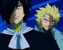 Rogue and Sting taunt Natsu.png