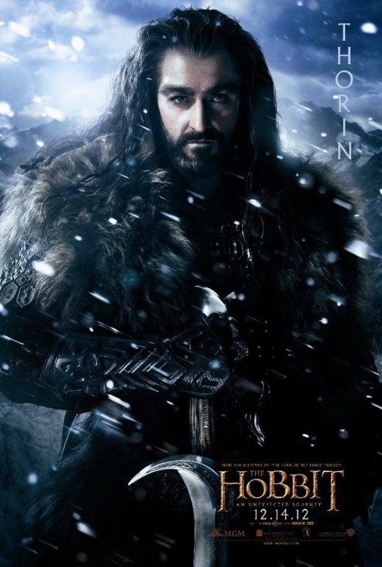 Thorin II Oakenshield - Lord of the Rings Wiki
