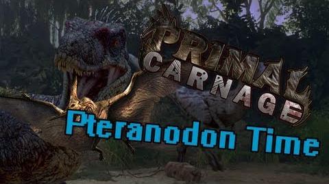 Primal Carnage Pteranodon Gameplay Blagblare