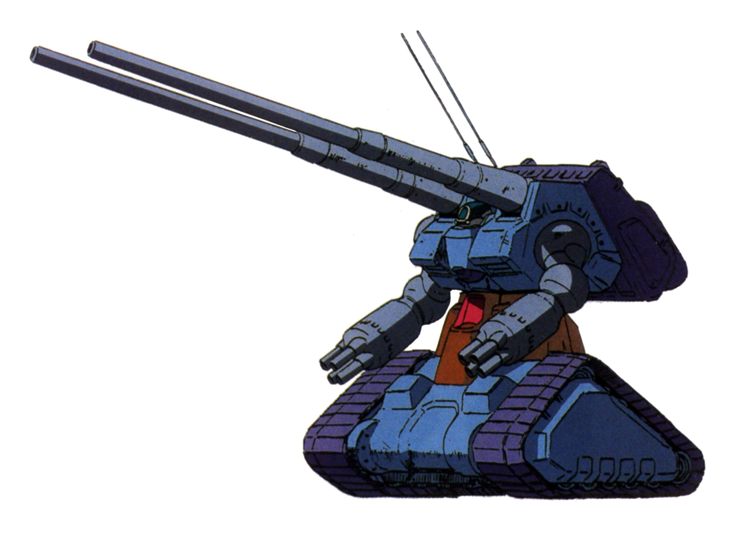 RX-75 Guntank Mass-Production Type Rx-75