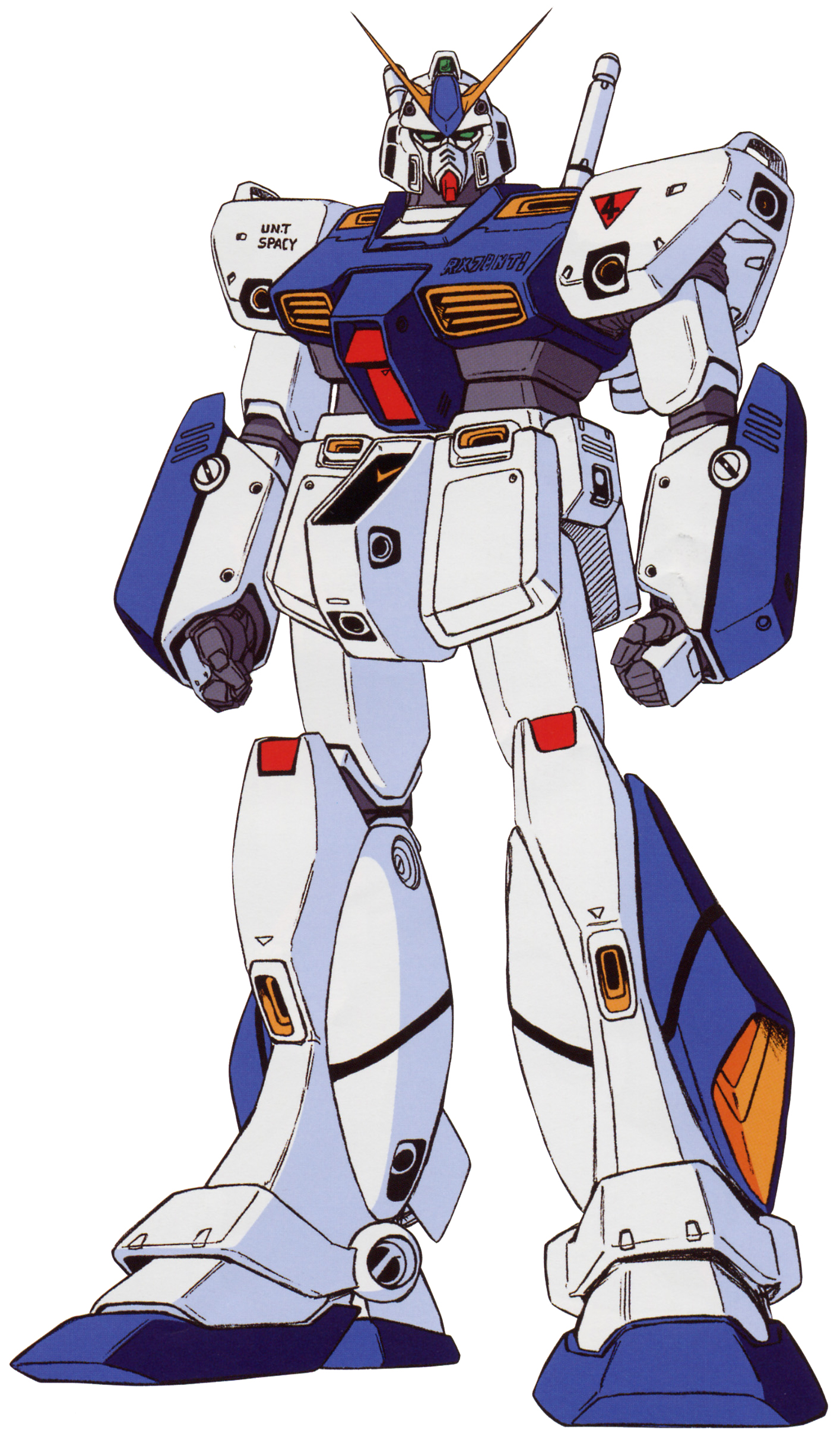"RX-78NT-1 Gundam ""Alex"" RX-78NT-1"