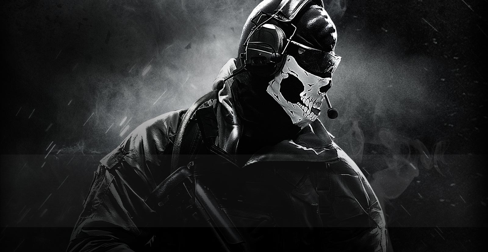 image   ghost wallpaper image codo     the call of duty