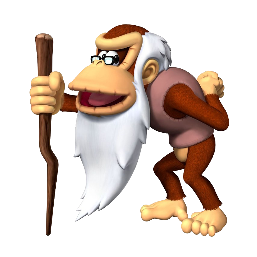 IMAGE(http://img1.wikia.nocookie.net/__cb20121106021817/mario/images/3/3c/Cranky_Kong,_DK_Jungle_Climber.png)