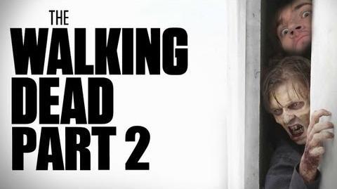 The Walking Dead - CARLEY IS BACK! - The Walking Dead - Episode 2 - Part 2