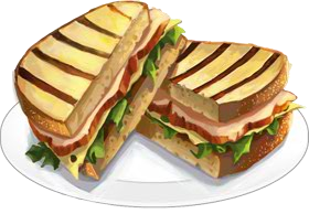Recipe-Turkey Panini