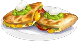Recipe-Chicken Quesadilla