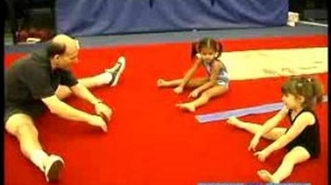 How to Teach Preschool Gymnastics Warm Up Exercises for Preschool Gymnastics
