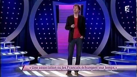 Une association où les Français échangent leur temps