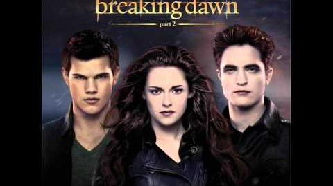 Twilight. Saga. Breaking Dawn. Soundtrack. Ellie Goulding - Bittersweet