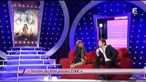 Sortie du film porno DXK
