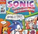 Archie Sonic the Hedgehog Ausgabe 28