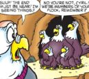 Eagle Flock