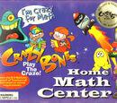 Crazy Bones Home Math Center