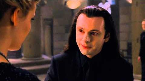 The Twilight Saga Breaking Dawn Part 2 - Irina reports a crime to Aro